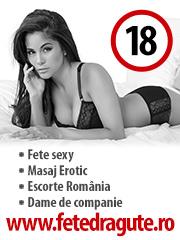 Fetedragute.ro - escorte, dame de companie, masaj erotic. Sexy Girls